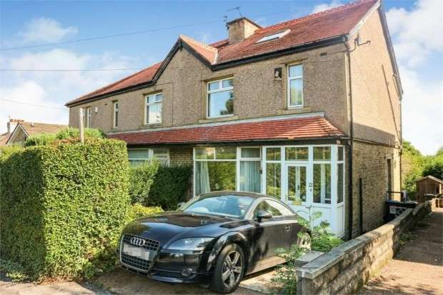 4 Bedrooms Semi Detached House for sale in Bingley Road, Bradford, BD9