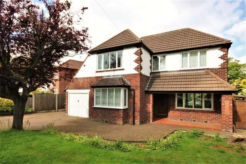 4 Bedrooms Detached House for sale in Woodlands Road, Handforth