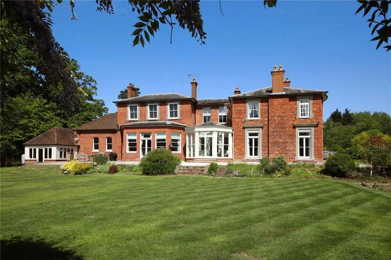 10 Bedrooms Detached House for sale in Woodside Road, Winkfield, Windsor, Berkshire, SL4