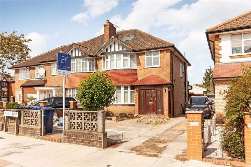 4 Bedrooms Semi Detached House for sale in Friary Road, London