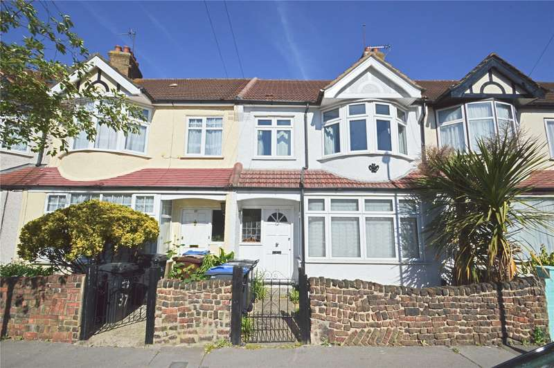 3 Bedrooms Terraced House for sale in Beckford Road, Addiscombe, Croydon