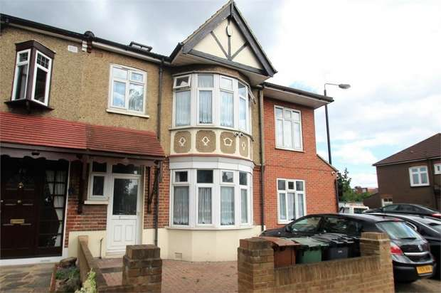6 Bedrooms End Of Terrace House for sale in Rowden Park Gardens, London