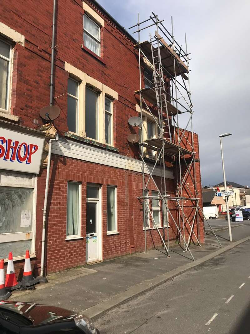 11 Bedrooms Block Of Apartments Flat for sale in 55-59 Bolton Street, Blackpool, Lancashire