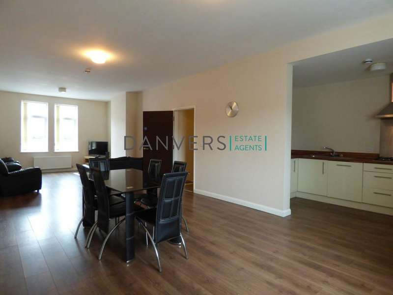 4 Bedrooms Town House for rent in Latimer Street, Leicester
