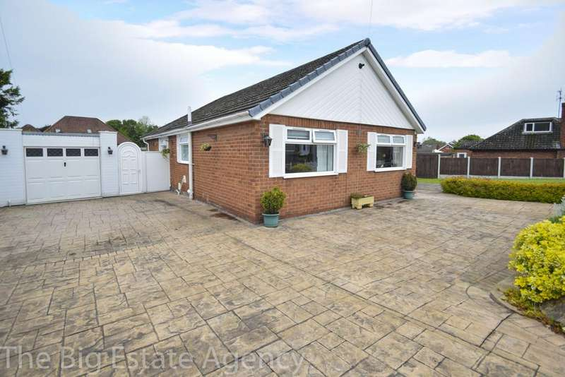 3 Bedrooms Detached Bungalow for sale in Brookdale Avenue, Connah's Quay, Deeside, CH5