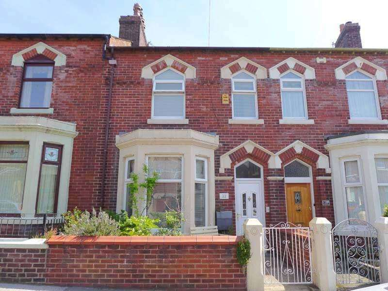 3 Bedrooms Terraced House for sale in Hesketh Place