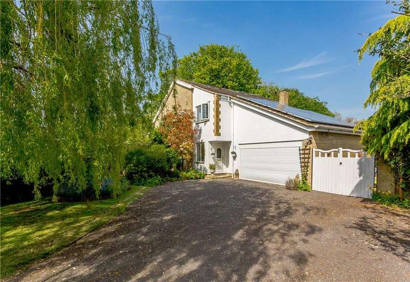 5 Bedrooms Detached House for sale in Fortunes Field, Broad Hinton, Wiltshire, SN4