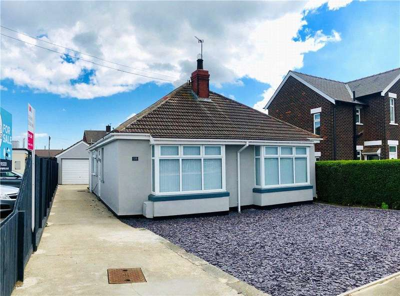 3 Bedrooms Bungalow for sale in Church Lane, Eston, Middlesbrough, TS6