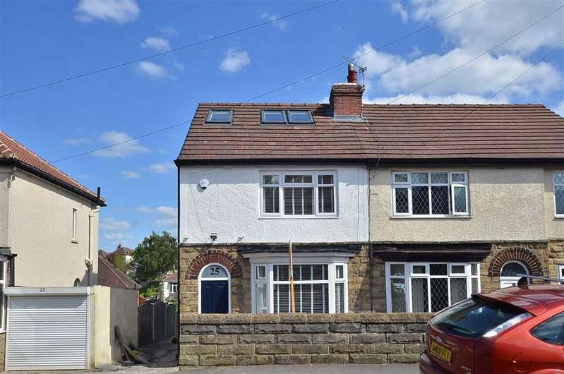 3 Bedrooms Semi Detached House for sale in Westwick Road, Sheffield, Yorkshire