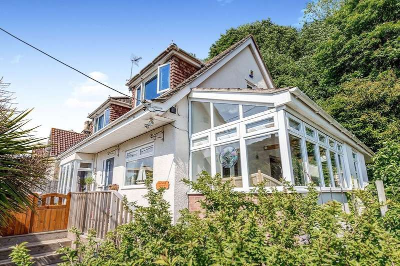 4 Bedrooms Detached House for sale in All Saints Lane, Clevedon, BS21
