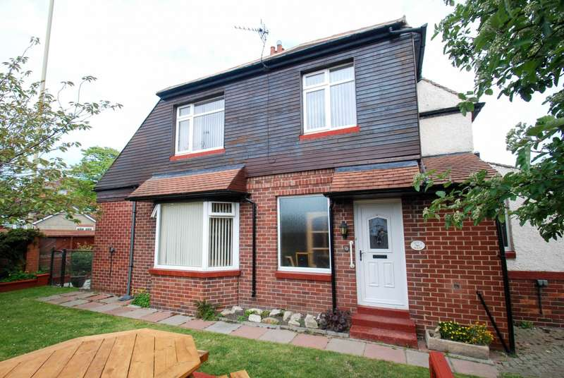 3 Bedrooms Detached House for sale in Grosvenor Road, South Shields