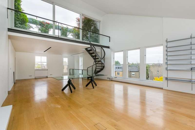 3 Bedrooms Apartment Flat for sale in Cornwall Gardens, SW7