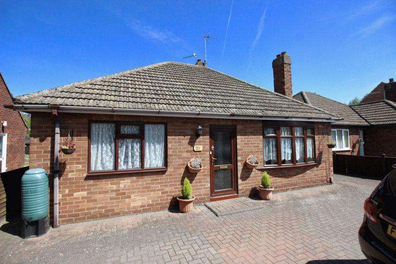 2 Bedrooms Detached Bungalow for sale in Station Road, North Hykeham, Lincoln