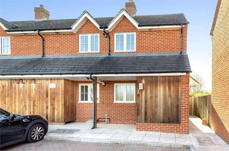 1 Bedroom Flat for sale in 5 Arthur Close, Cookham, Maidenhead, Berkshire