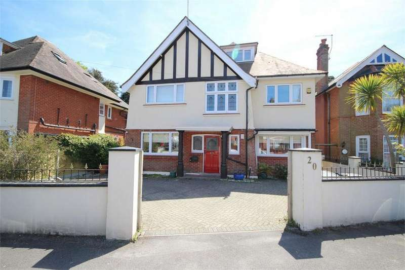 8 Bedrooms Detached House for sale in Herbert Road, WESTBOURNE, BOURNEMOUTH, Dorset