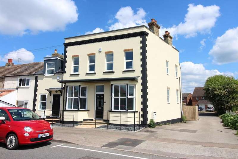 4 Bedrooms End Of Terrace House for sale in Hitchin Road, Shefford, SG17