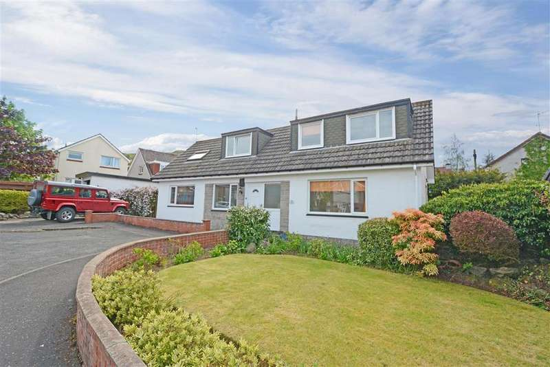 4 Bedrooms Detached Villa House for sale in 9 Stakehill, Largs, KA30 9NQ