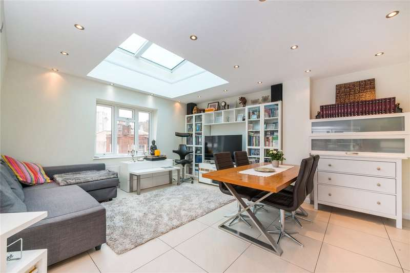2 Bedrooms Apartment Flat for sale in Goodge Street, Fitzrovia, London, W1T