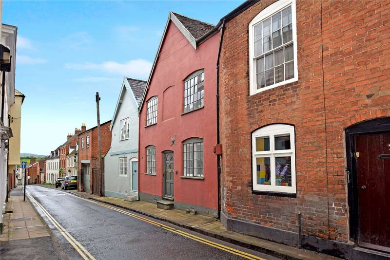 4 Bedrooms Terraced House for rent in 8 Brand Lane, Ludlow, Shropshire, SY8