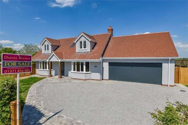 4 Bedrooms Detached House for sale in Thaxted, Dunmow, Essex