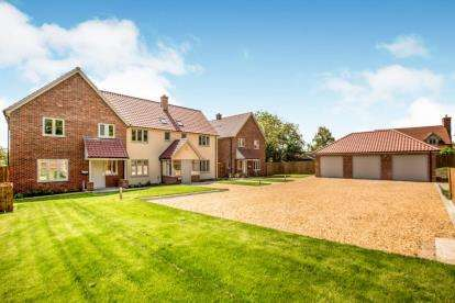 4 Bedrooms Semi Detached House for sale in Haddenham, Ely