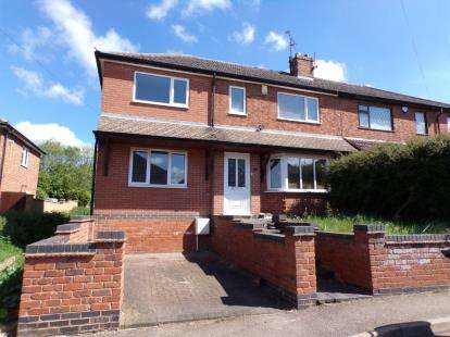 3 Bedrooms Semi Detached House for sale in Unicorn Street, Thurmaston, Leicester, Leicestershire
