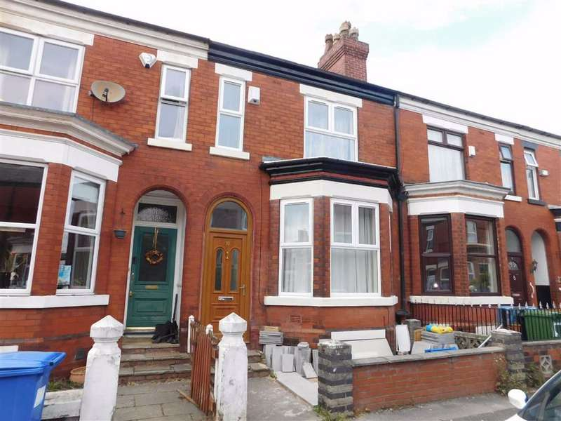 5 Bedrooms Terraced House for sale in Wellington Grove, Shaw Heath, Stockport