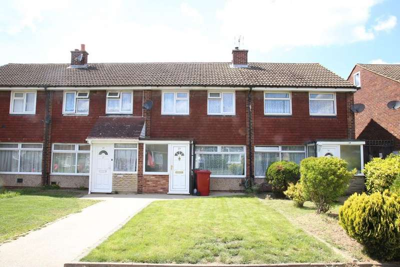 2 Bedrooms Terraced House for sale in Windrush Avenue, Slough, SL3