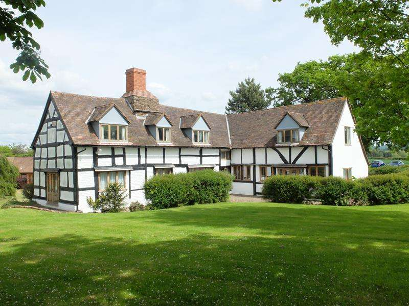 6 Bedrooms Detached House for sale in Much Marcle, Ledbury, Herefordshire, HR8 2LJ