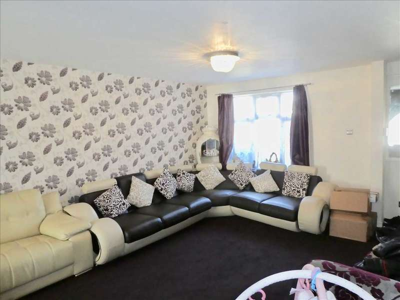 3 Bedrooms End Of Terrace House for sale in Laburnum Road, Hayes