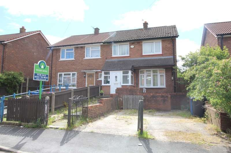 3 Bedrooms Semi Detached House for sale in Spa Crescent, Little Hulton, Manchester, M38