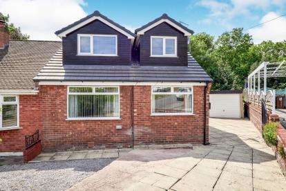 3 Bedrooms Semi Detached House for sale in Carlton Road, Godley, Hyde, Greater Manchester