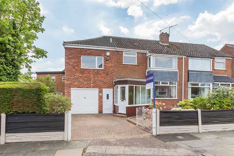 4 Bedrooms Semi Detached House for sale in Arlington Avenue, Swinton, Manchester, M27 0AQ