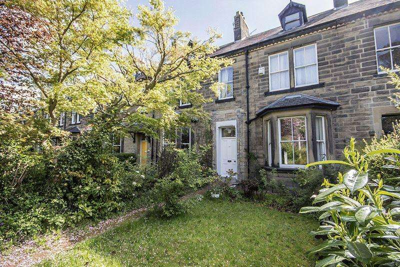 6 Bedrooms Terraced House for sale in Rectory Terrace,, Gosforth