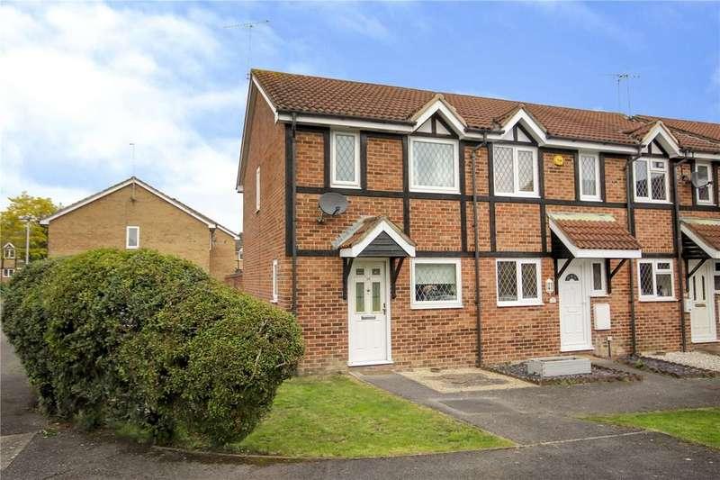 2 Bedrooms End Of Terrace House for sale in Radcliffe Way, Binfield, Berkshire, RG42
