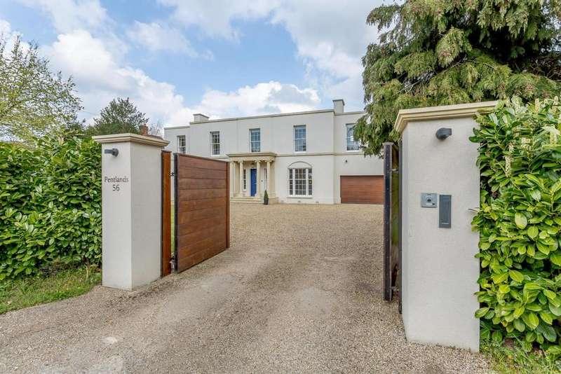 6 Bedrooms Detached House for sale in Bromham Road, Biddenham, Bedford