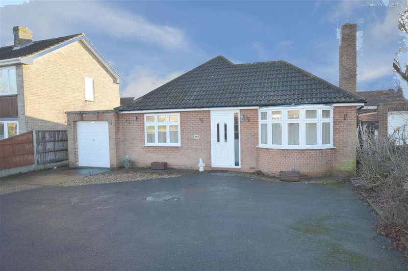 2 Bedrooms Bungalow for sale in Grantham Road, Sleaford