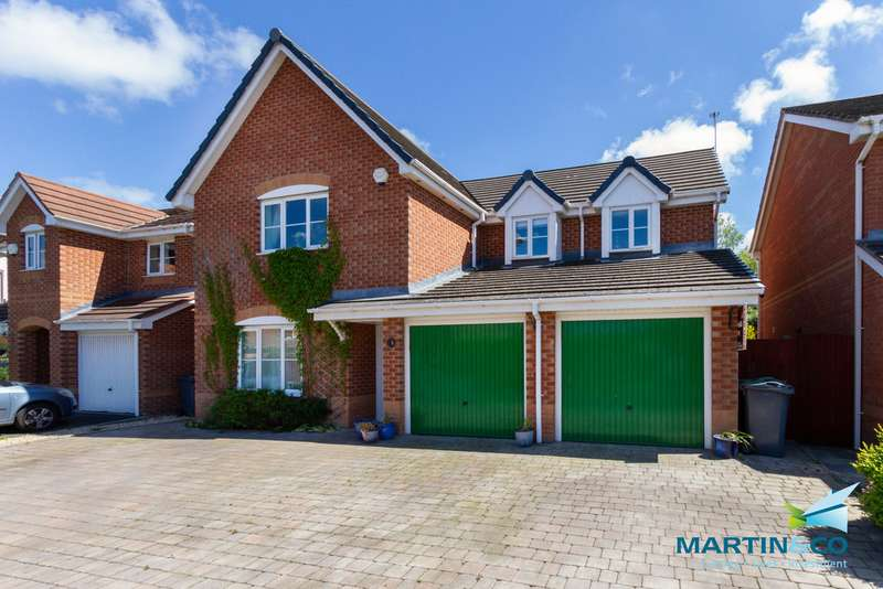 4 Bedrooms Detached House for sale in Connaught Drive, Thornton Cleveleys FY5