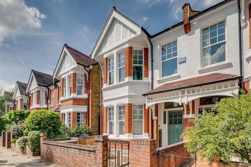 4 Bedrooms Semi Detached House for sale in Alwyn Avenue, London