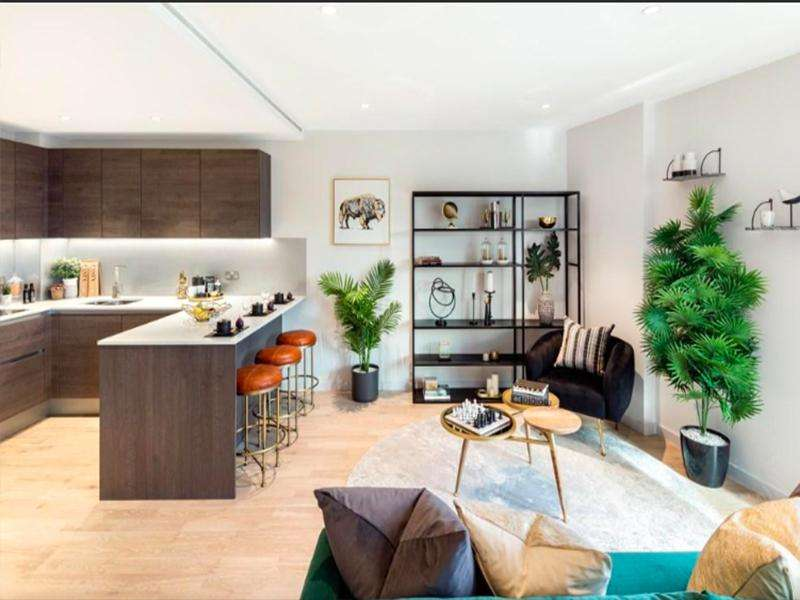 1 Bedroom Apartment Flat for sale in Camley Street, King's Cross, London N1C