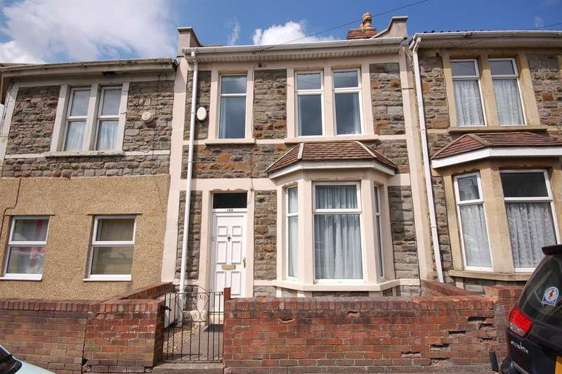 2 Bedrooms Terraced House for sale in Hillside Road, St George, Bristol, BS5 7PB