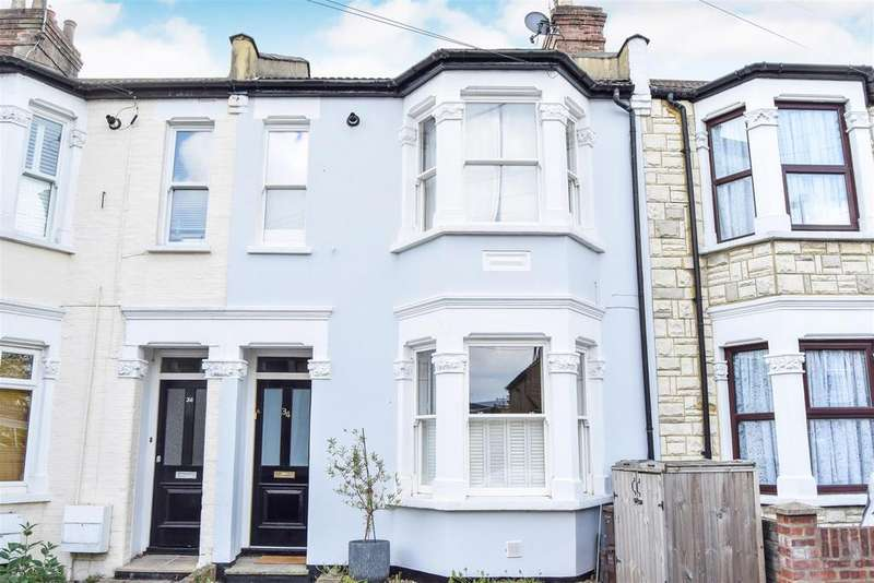 2 Bedrooms Flat for sale in Dryden Road, Wimbledon