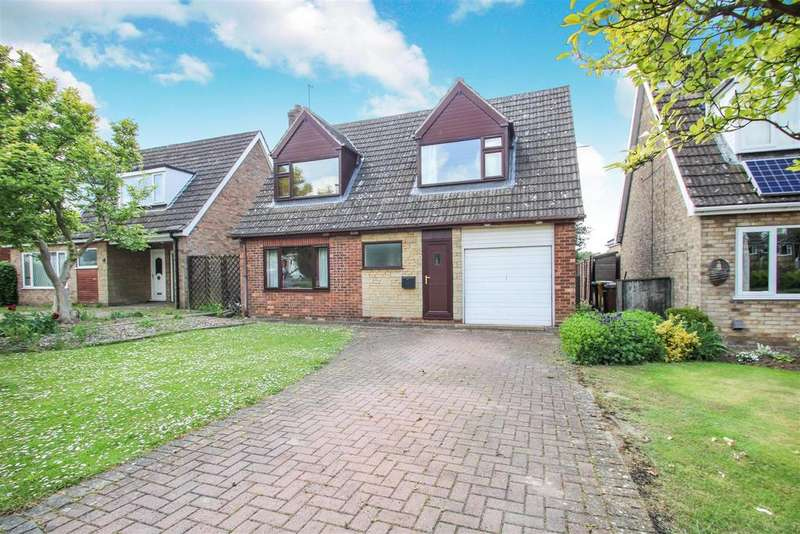 3 Bedrooms Detached House for sale in South Dale Close, Kirton Lindsey, Gainsborough