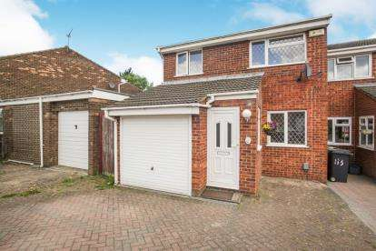 3 Bedrooms Detached House for sale in Dunsmore Road, Luton, Bedfordshire, .