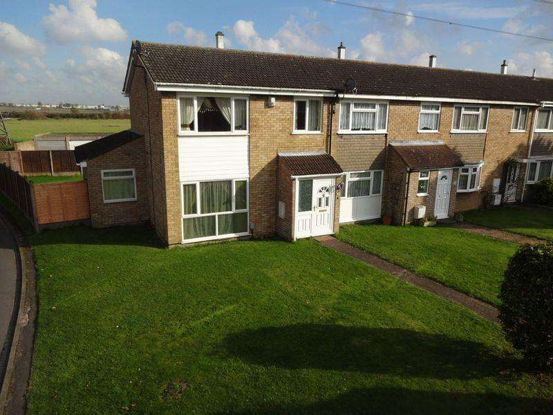 3 Bedrooms End Of Terrace House for sale in Houghton Park