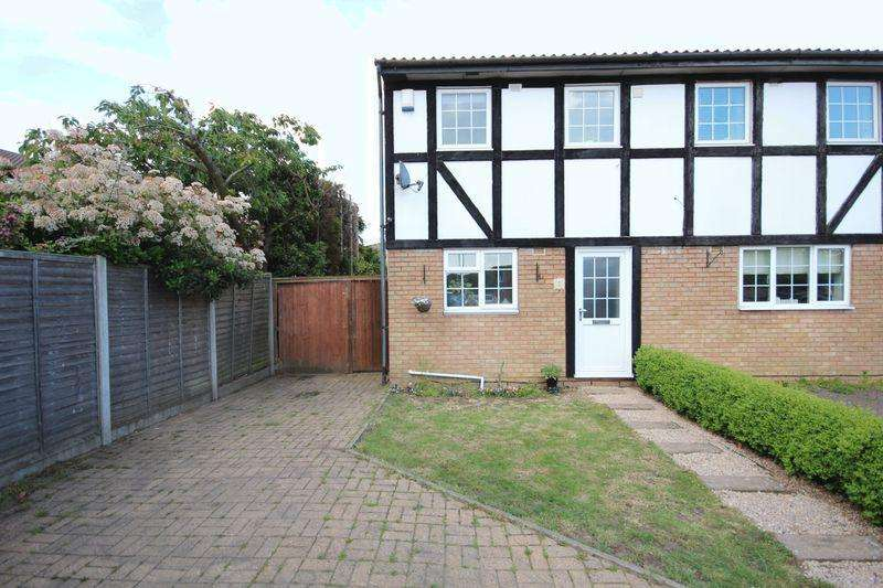 2 Bedrooms Semi Detached House for sale in 2 bed with potential to extend (stpp)