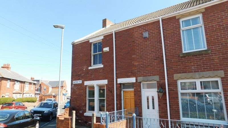 2 Bedrooms Property for sale in Matfen Terrace, Newbiggin-By-The-Sea