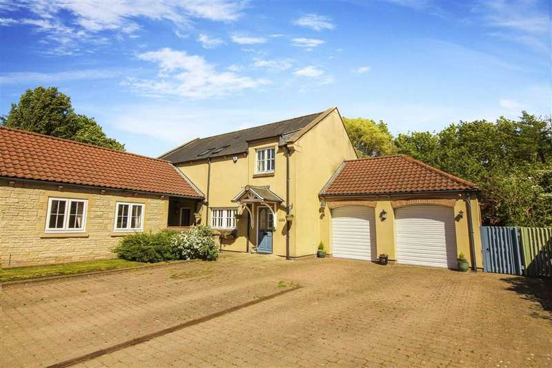 4 Bedrooms Semi Detached House for sale in Manor Farm, Cramlington, Tyne And Wear