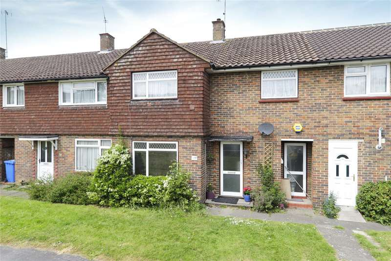 3 Bedrooms Terraced House for sale in Lindenhill Road, Bracknell, Berkshire, RG42