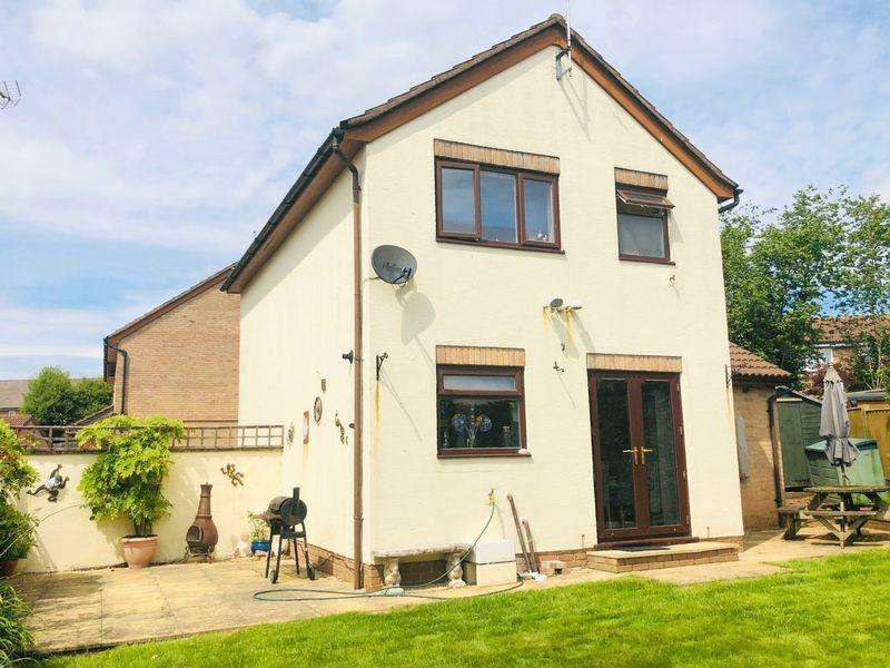 3 Bedrooms Detached House for sale in Puzzle Close, Bream